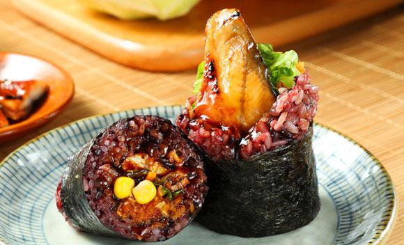 饭团,台湾饭团,阿杏饭团