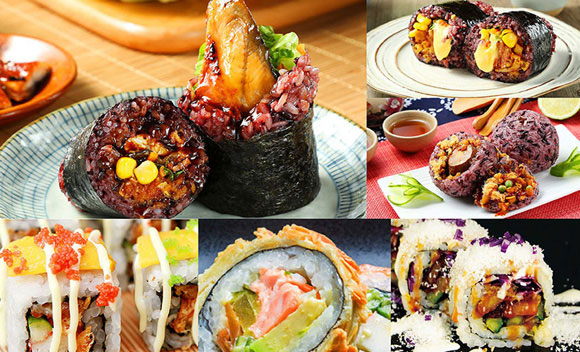饭团店,台湾阿杏饭团,阿杏饭团